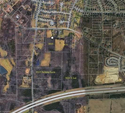 3820 Lee Street, Greensboro, NC 27406 (MLS #1014803) :: Lewis & Clark, Realtors®