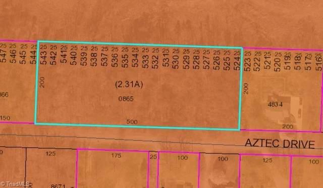 353 Aztec Drive, Winston Salem, NC 27107 (MLS #1014886) :: Ward & Ward Properties, LLC