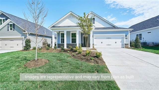 5121 Garnet Hill Drive, Clemmons, NC 27012 (MLS #1014928) :: EXIT Realty Preferred