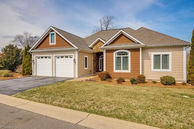 367 Hollybrook Drive, Bermuda Run, NC 27006 (MLS #1014936) :: Ward & Ward Properties, LLC