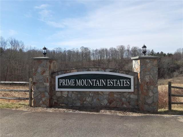 TBD Prime Way, Piney Creek, NC 28663 (MLS #1014979) :: Ward & Ward Properties, LLC