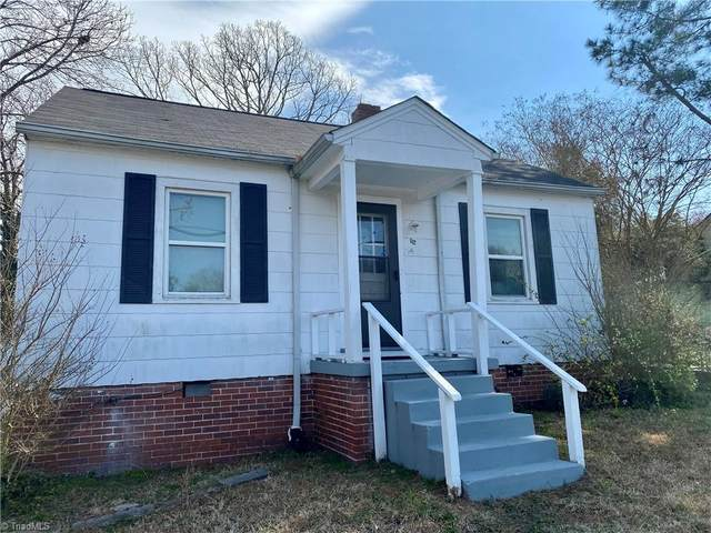 1112 Sykes Avenue A, Greensboro, NC 27405 (MLS #1015152) :: Ward & Ward Properties, LLC