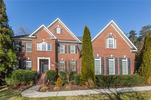 8611 Yvonne Court, Oak Ridge, NC 27310 (#1015226) :: Premier Realty NC