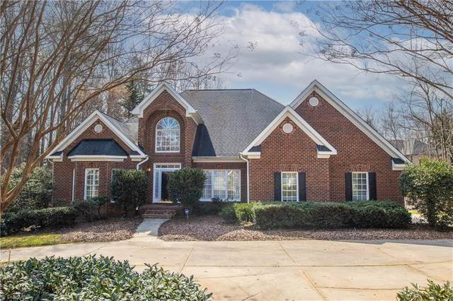1501 Regents Park Lane, Greensboro, NC 27455 (MLS #1015273) :: Lewis & Clark, Realtors®