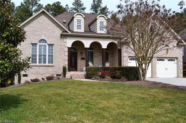 164 Norwood Hills Drive, Winston Salem, NC 27107 (MLS #1015306) :: Ward & Ward Properties, LLC