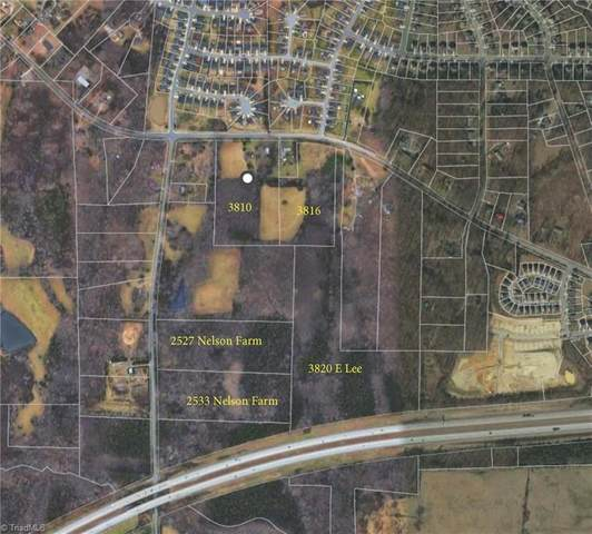 2533 Nelson Farm Road, Greensboro, NC 27406 (MLS #1015410) :: Lewis & Clark, Realtors®