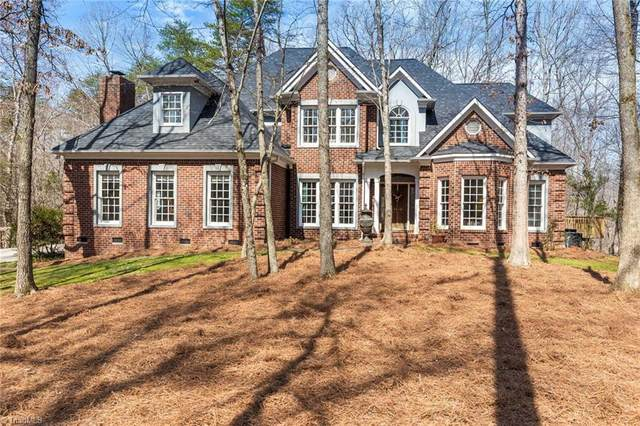 5412 Horse Trail Road, Summerfield, NC 27358 (MLS #1015567) :: Ward & Ward Properties, LLC
