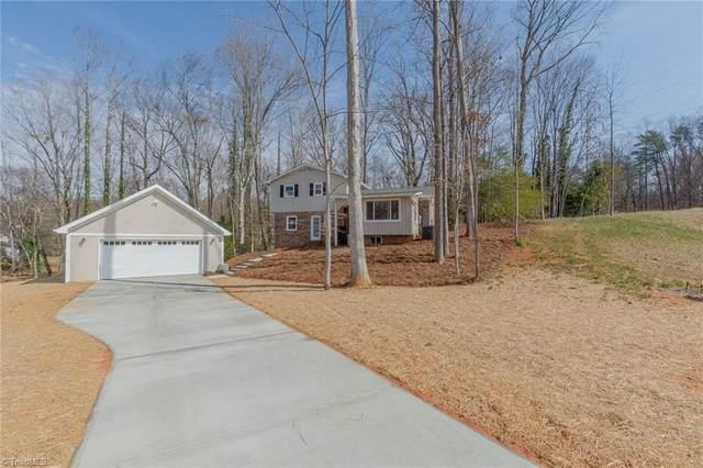 2448 Albemarle Court, Winston Salem, NC 27106 (MLS #1015576) :: Ward & Ward Properties, LLC