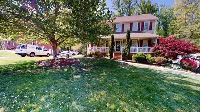 214 Creekside Drive, High Point, NC 27265 (MLS #1015601) :: Berkshire Hathaway HomeServices Carolinas Realty