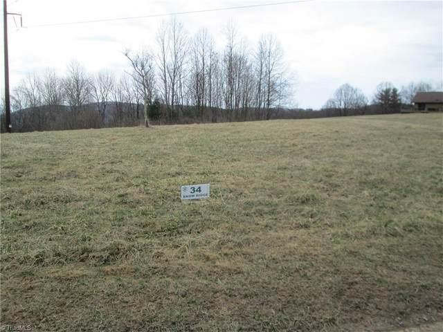 TBD Snow Mountain Ln, Fancy Gap, VA 24328 (MLS #1015694) :: Berkshire Hathaway HomeServices Carolinas Realty
