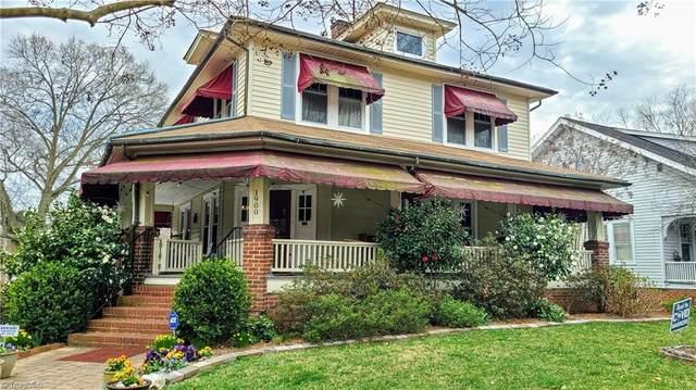 1900 Brantley Street, Winston Salem, NC 27103 (MLS #1015757) :: Greta Frye & Associates | KW Realty Elite