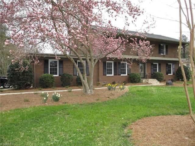 4107 Belvoir Drive, Greensboro, NC 27406 (MLS #1015762) :: Lewis & Clark, Realtors®