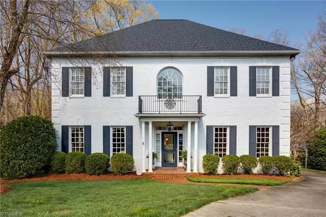 5 Grey Oaks Circle, Greensboro, NC 27408 (MLS #1015796) :: Lewis & Clark, Realtors®