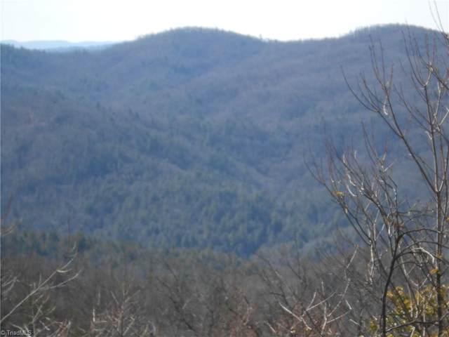 93 Buck Mountain Road, Purlear, NC 28665 (MLS #1015818) :: Lewis & Clark, Realtors®