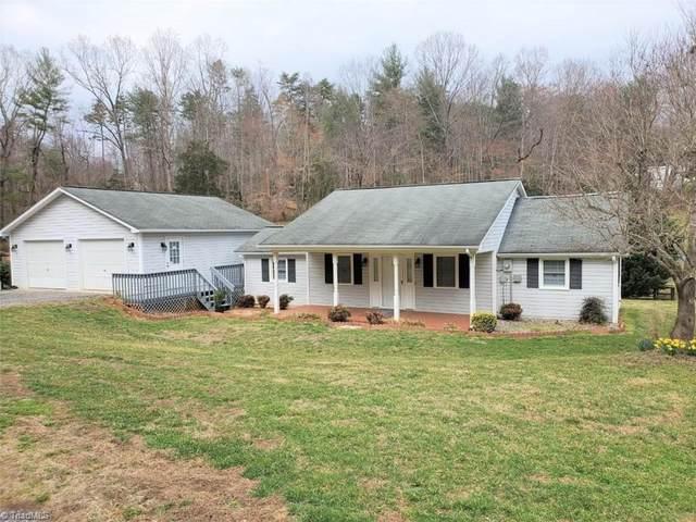 470 Johnson Road, North Wilkesboro, NC 28659 (MLS #1015822) :: Ward & Ward Properties, LLC