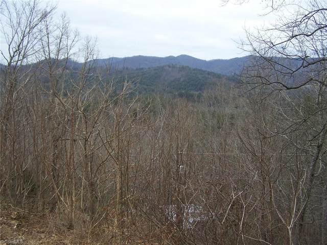 #83 Deer Antler Drive, Purlear, NC 28665 (MLS #1015872) :: Ward & Ward Properties, LLC