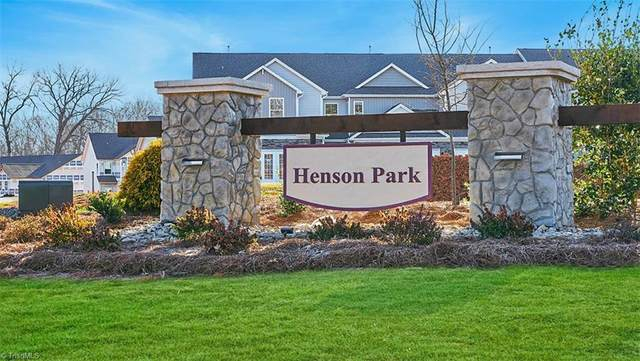 1021 Henson Park Drive, Greensboro, NC 27455 (MLS #1015883) :: Lewis & Clark, Realtors®