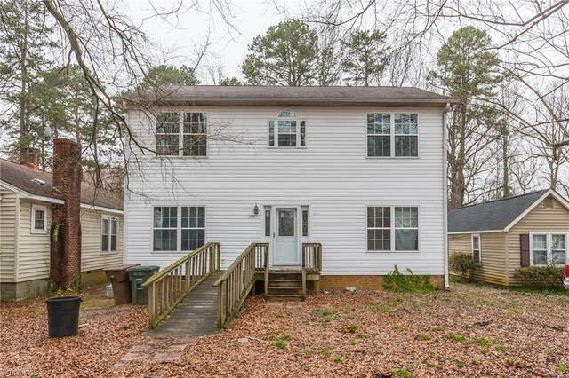 3212 Creek Ridge Road, Greensboro, NC 27406 (#1015897) :: Premier Realty NC
