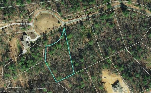 000 Skyland Lake Drive, Wilkesboro, NC 28697 (MLS #1015924) :: Team Nicholson