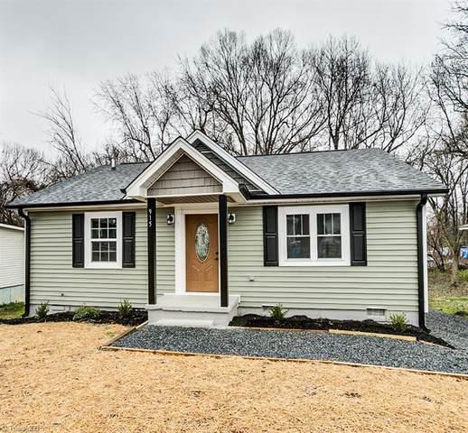 915 Dunbar Street, Greensboro, NC 27405 (MLS #1015935) :: Ward & Ward Properties, LLC
