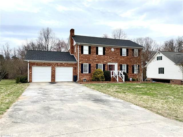 197 Heritage Manor Circle, Lexington, NC 27295 (MLS #1016015) :: Ward & Ward Properties, LLC