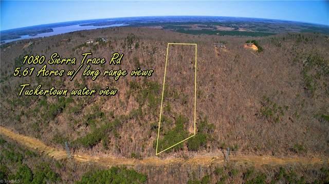 1080 Sierra Trace Road, Denton, NC 27239 (MLS #1017078) :: Ward & Ward Properties, LLC