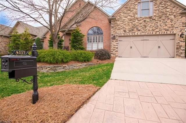 4117 Pennfield Way, High Point, NC 27262 (MLS #1017191) :: Ward & Ward Properties, LLC