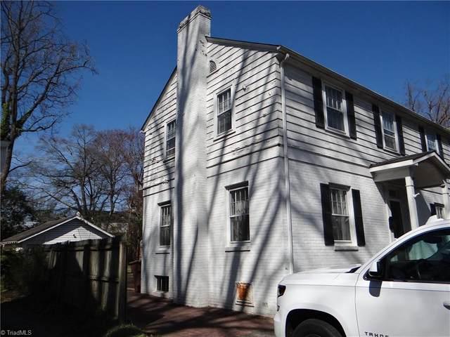 302 Kensington Road, Greensboro, NC 27403 (MLS #1017424) :: Ward & Ward Properties, LLC