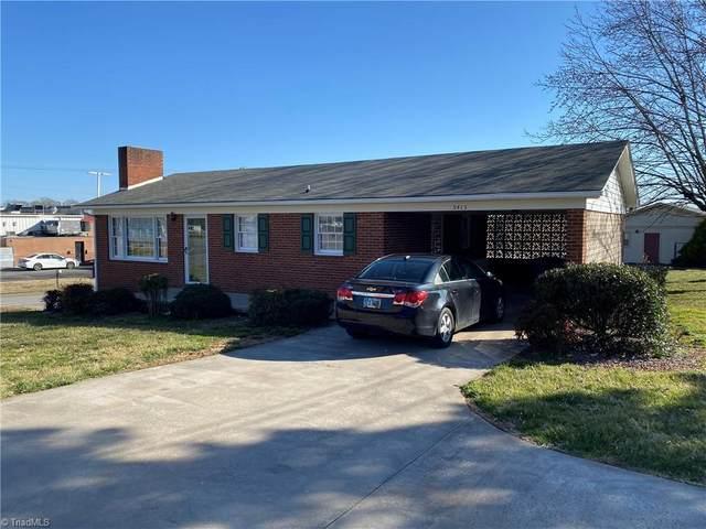 5415 Boone Trail, Millers Creek, NC 28651 (MLS #1017545) :: Ward & Ward Properties, LLC