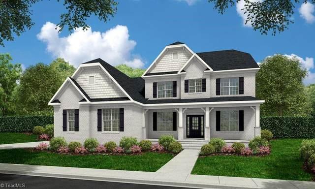 Montrachet Drive, Lewisville, NC 27023 (MLS #1017559) :: Ward & Ward Properties, LLC