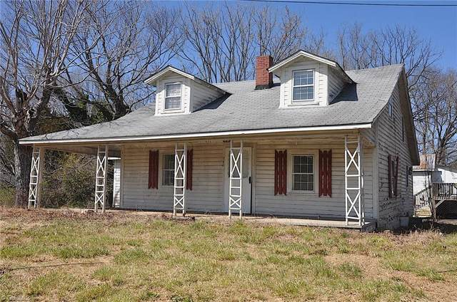 780 Peace Haven Road, Winston Salem, NC 27103 (MLS #1017586) :: Team Nicholson
