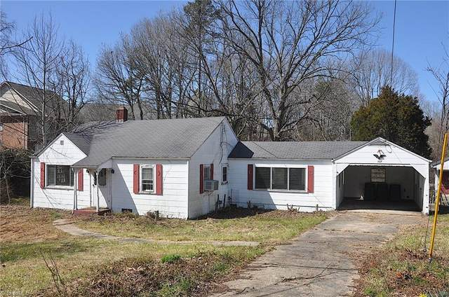 784 Peace Haven Road, Winston Salem, NC 27103 (MLS #1017591) :: Greta Frye & Associates | KW Realty Elite