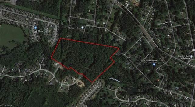 0 Stone Ridge Drive, Salisbury, NC 28146 (MLS #1017635) :: Lewis & Clark, Realtors®
