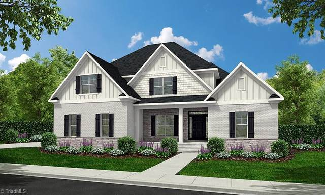 Montrachet Drive, Lewisville, NC 27023 (MLS #1017639) :: Ward & Ward Properties, LLC