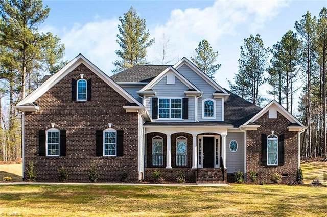 123 Cornwallis Drive, Mocksville, NC 27028 (MLS #1017733) :: Ward & Ward Properties, LLC