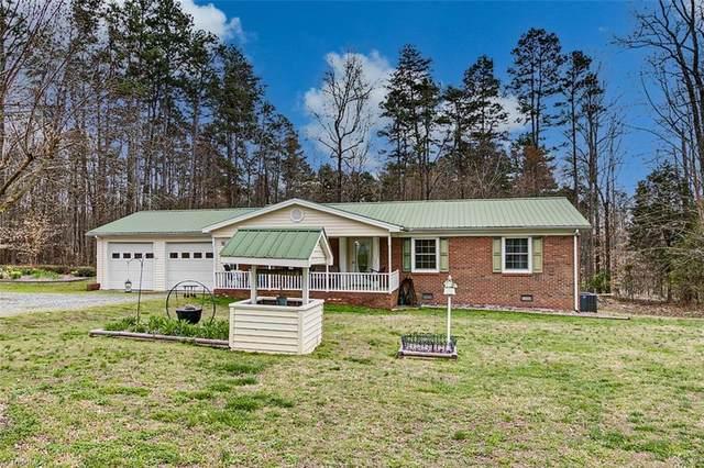 6084 Whites Chapel Road, Staley, NC 27355 (MLS #1017748) :: Ward & Ward Properties, LLC
