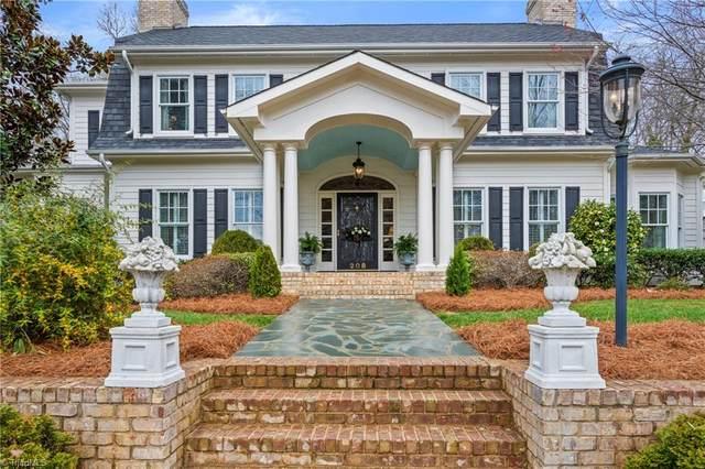 208 Willoughby Boulevard, Greensboro, NC 27408 (MLS #1017785) :: Lewis & Clark, Realtors®