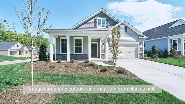 6443 Grogan Hill Road, Whitsett, NC 27377 (MLS #1017841) :: Ward & Ward Properties, LLC