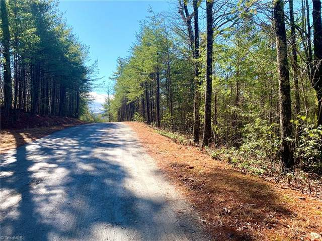 Lot 89 Woodpecker Road, Purlear, NC 28665 (MLS #1018077) :: Ward & Ward Properties, LLC