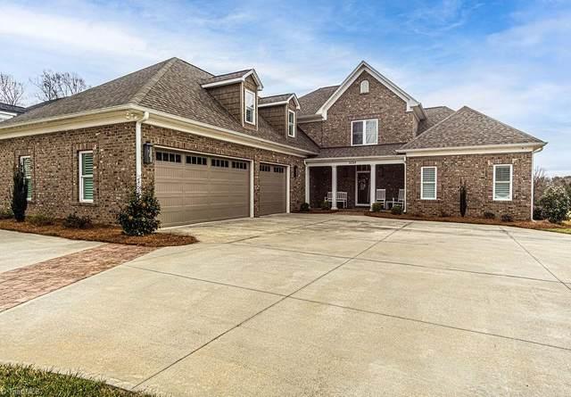 5228 Cedarwood Creek Drive, Winston Salem, NC 27104 (MLS #1018242) :: Lewis & Clark, Realtors®