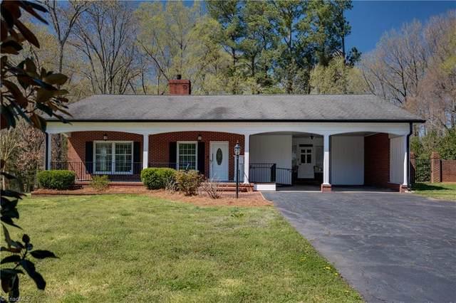 1219 Ridgecrest Avenue, Burlington, NC 27215 (MLS #1018292) :: Lewis & Clark, Realtors®