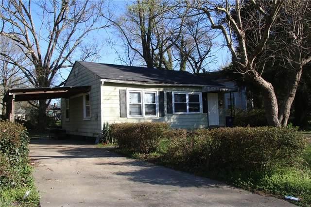 1745 Argonne Boulevard, Winston Salem, NC 27107 (MLS #1018295) :: Ward & Ward Properties, LLC