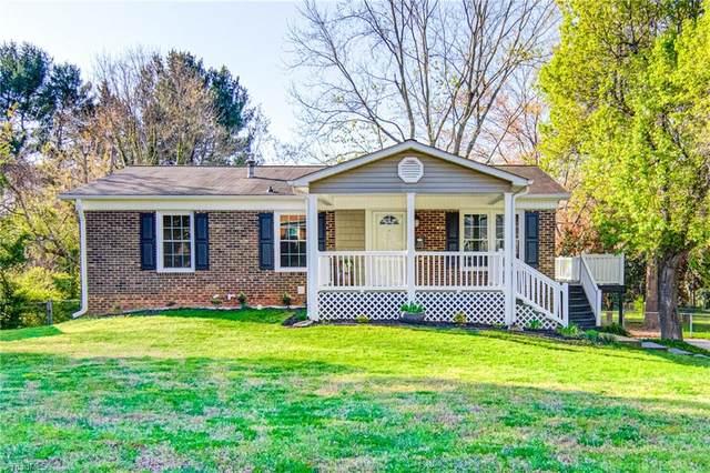 1720 Aberdeen Terrace, Winston Salem, NC 27103 (MLS #1018304) :: Lewis & Clark, Realtors®