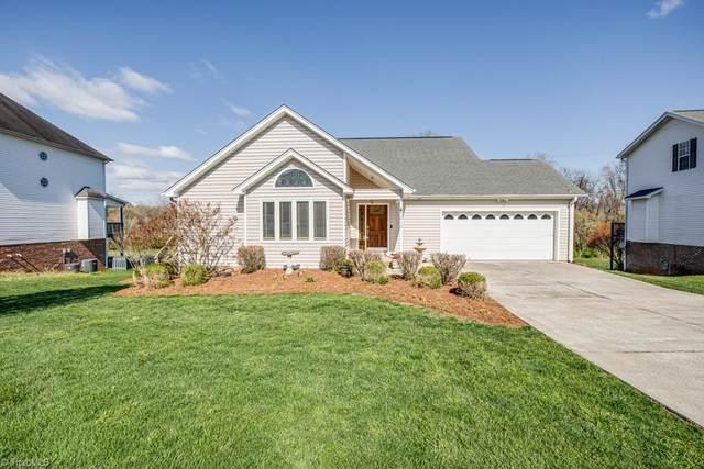 7215 Orchard Path Drive, Clemmons, NC 27012 (MLS #1018307) :: Greta Frye & Associates | KW Realty Elite