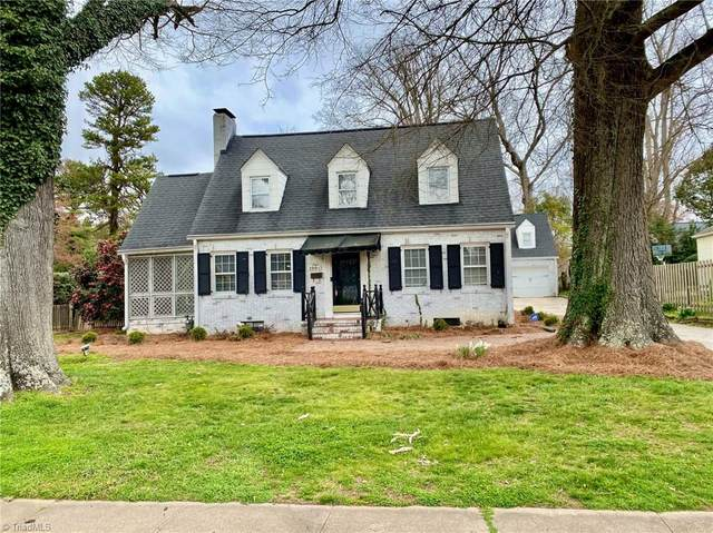 1004 Rotary Drive, High Point, NC 27262 (MLS #1018320) :: EXIT Realty Preferred