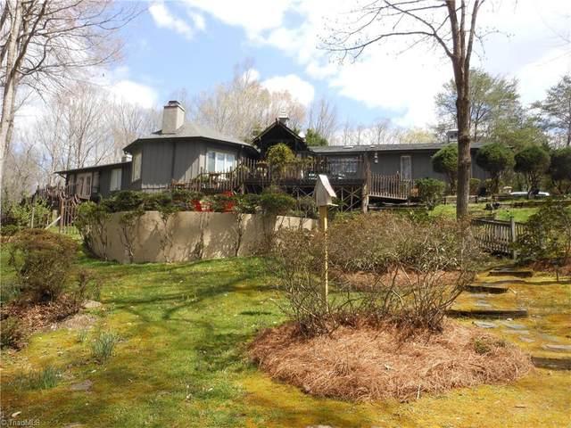 912 Carolyndon Drive, High Point, NC 27262 (MLS #1018363) :: Ward & Ward Properties, LLC