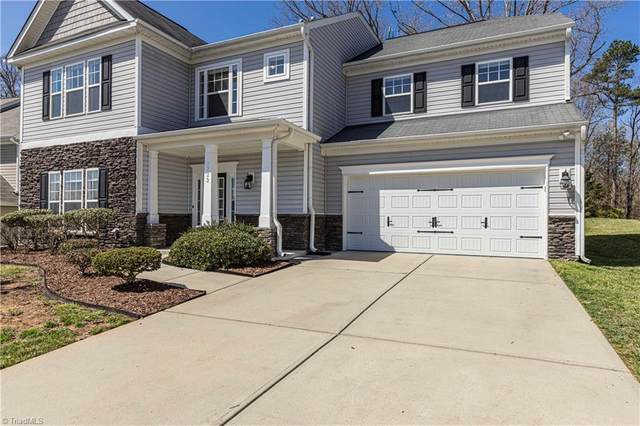 2323 Mill Lane, High Point, NC 27265 (MLS #1018413) :: Ward & Ward Properties, LLC
