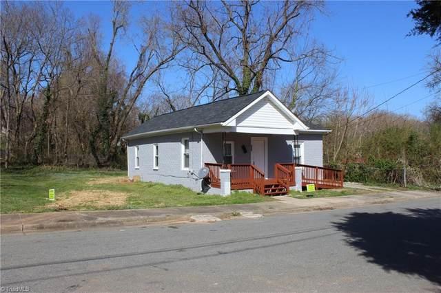 602 Eldora Street, Winston Salem, NC 27105 (MLS #1018418) :: Lewis & Clark, Realtors®