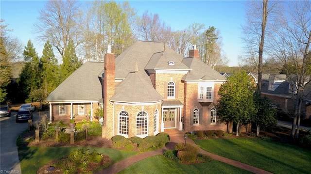 4017 Westmount Drive, Greensboro, NC 27410 (MLS #1018422) :: Lewis & Clark, Realtors®