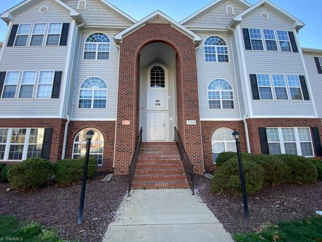3708 Cotswold Terrace 3A, Greensboro, NC 27410 (MLS #1018440) :: Ward & Ward Properties, LLC